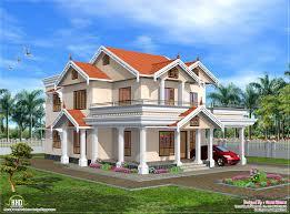 cute kerala home design in 2750 sqfeet house design plans cute