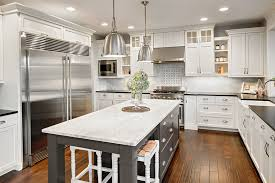 kitchen images with island gorgeous contrasting kitchen island ideas pictures designing idea
