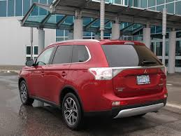 review 2015 mitsubishi outlander gt s awc canadian auto review