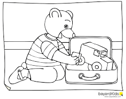 baby brown bear coloring pages virtren com