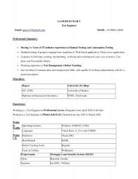 The Perfect Resume Format General Labor Advice Best Resume Templates Cv Template Word