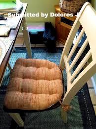 Dining Chair Foam Brisbane Salsa Tweed Dining Chair Pad Foam Fill
