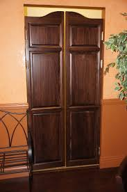 Kitchen Interior Doors Custom Length Poplar Swinging Cafe Doors Saloon Interior