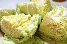 cuisiner du chou vert recette velouté de chou vert cabillaud au sel fou cuisinez