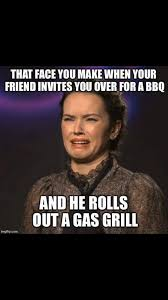 Bbq Meme - bbq s who uses gas charcoal or wood pellets bloodydecks