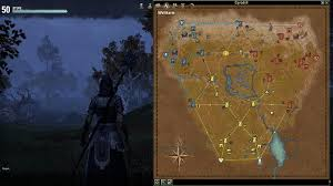 Map Of Nirn Discrepancies In Nirn Maps The Imperial Library