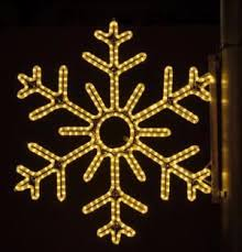 Snowflake Lights Outdoor Holiday Lights Outdoor Christmas Lighting Commercial Led