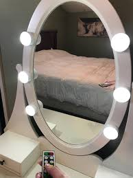 diy super easy remote controlled led vanity lights home