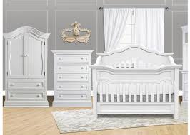 Crib White Convertible by Baby Appleseed Millbury Convertible Crib In Pure White Kids