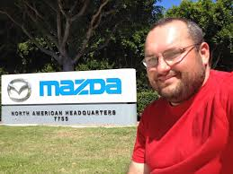 mazda usa headquarters mazda north american headquarters visit in southern california