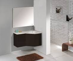 Corner Bathroom Sinks Small Wall Mounted Bathroom Sinks Image - Corner sink bathroom cabinet