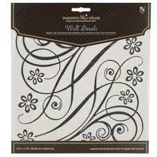 wholesale decal now available at wholesale central items 1 40 black swirls self adhesive wall decals
