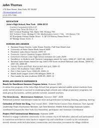 high student resume for internship student resume sles unique college resumes internship resume