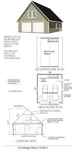 ez garage plans the garage and shed pinterest garage plans