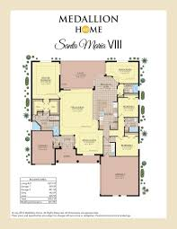 santa maria home plan by medallion home in the enclave at country