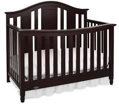 Graco Convertible Crib Toddler Rail Graco Nottingham Convertible Crib Espresso Cribs Pinterest