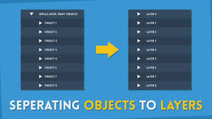 tutorial illustrator layers how to seperate objects to their own layers illustrator tutorial