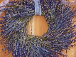 fall wreath gift for her lavender fall door wreath front door