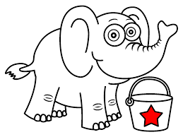 coloring book pages for kids color animals color and print
