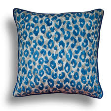 Blue Outdoor Cushions Outdoor Pillows U2013 Onehappypillow