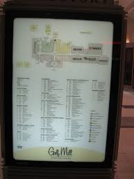 Arizona Mills Mall Map by Golf Mill Shopping Center Niles Illinois Labelscar
