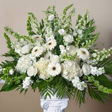 plants for funerals funeral and memorial services flowers