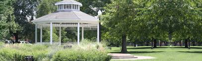 Columbus Topiary Garden - recreation and parks wedding sites