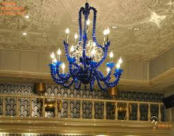 china gorgeous murano glass ball pendant lamp for hotel decoration