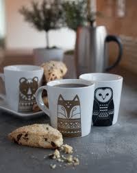 unusual mugs unusual add scandinavian style to your coffee mugs lia griffith