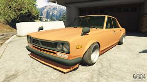 nissan skyline 2000 gtr nissan skyline 2000 gt r 1970 v0 3 beta for gta 5
