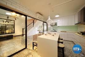 Hdb Kitchen Design Singapore Interior Design Gallery Design Details Homerenoguru