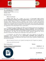 seminar permission letter