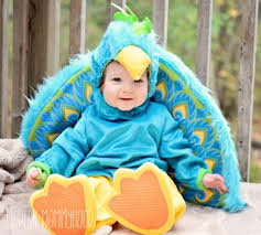 Toddler Peacock Halloween Costume 12 Cutest Baby Halloween Costumes Tameramowry