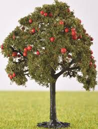 pl20104 55mm fruit tree of fruit the model tree shop