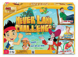 amazon jake land pirates land challenge