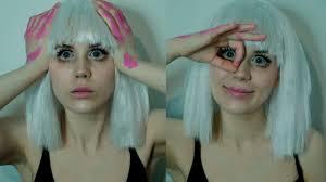 doll halloween makeup tutorial sia doll halloween makeup tutorial maria alexandra youtube