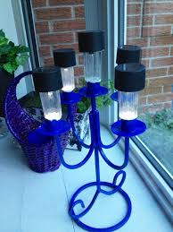 Outdoor Patio Solar Lights by My Cottage Deck