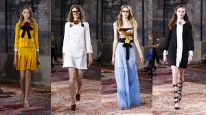 granny chic gucci keeps up its granny chic streak for resort fashionista