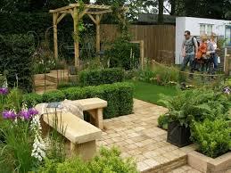 great garden ideas in modern home backyard design garden