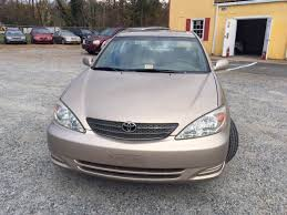 2002 toyota camry problems 2002 toyota camry le 4dr sedan in woodford va virginia auto mall