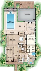 beach style house plan 5 beds 7 00 baths 4630 sq ft plan 27 486 beach style house plan 5 beds 7 00 baths 4630 sq ft plan 27