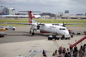 file qantaslink vh qoc bombardier dash 8 q400 at the domestic