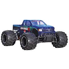 walmart monster jam trucks redcat racing 1 5 rampage mt truck v3 gas rtr green flm