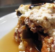cuisine grecque moussaka recette grecque moussaka à l agneau et à la feta savoureuse
