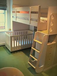 Two Floor Bed Best 20 Bunk Bed Crib Ideas On Pinterest Toddler Bunk Beds