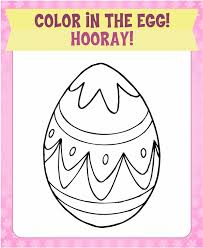 Easter Decorations To Print And Color by Easter Printables