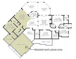 Revit Floor Plans by Using A Rotated Work Plane In Revit Best Cad Tips