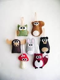 forest animal crafts for toddlers maro s kindergarten