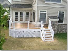 Small Backyard Deck Ideas by 14 Best Deck Designs Images On Pinterest Deck Design Backyard