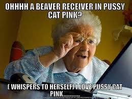 Approved Meme - beaver receiver granny tested granny approved get yours
